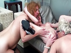 Housewife, Share, Sharing, Mature sharing, Two share, Two matures