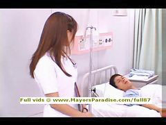 Chinese, Nurse chinese, Naughty nurses, Innocent blowjob, Innocence blowjob, Chinese blowjobs