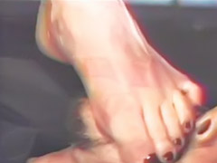 Foot, Vintage, Foot fetish, Footing, Foot femdom, Femdom foot