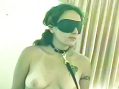 Sex slave, Blindfolded, Blindfold, Amateur slave, Tampa, Slave sex