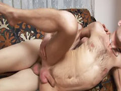 Creampie anale