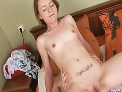 Teen, Russian, Creampie