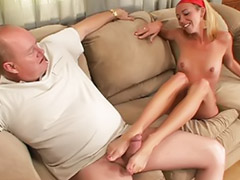 Young couple, Feet, Old young, Young, Old, Young sex
