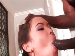 Ass, Interracial, Latin, Teen, Black, Big cock