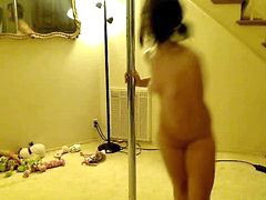 Dance, Poles girl, Crazy love, Poling, Pole, Pole dance