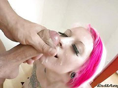 Blast, Sumptuous, Jessie lee, Face blast, Blasted