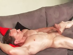 Muscle, Gay handjob