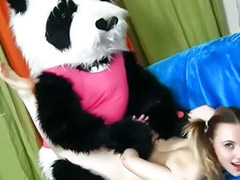Bear, Bears, Girl strap on, Tit playing, Play tits, Teen strap