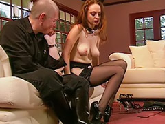 Fetish boots, Heel stocking fetish, Stockings and boots, Lingerie fetish, Boots fetish, Redhead stockings