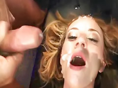 Orgy, Orgies, Tall, Group bukkake, Tall cock, Bukkake swallow