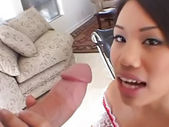 Asian, Teen, Big cock, Teen anal, Thai