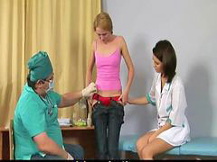 Gynecologist, Examines, Examine, Examination, Examined, Gynecologiste