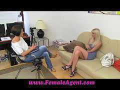 Casting anal, Anal casting, Femaleagent, Tight anal blonde, Femaleagent blonde, Blonde casting