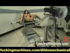 Sybian, Girl makes girl cum, Robot, Robots machine, Robots, Robotic girl