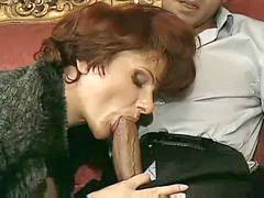 French mature, Mature french, French cougar, Sofa sex, Mature in heels, French matur