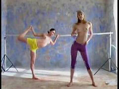 Gymnastic, Naked sport, Sport nude, Nude sports, Nude sport, Nude gymnastic