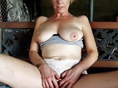 Big clit, Clit, Mature