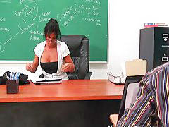 First anal, My first sex teacher, First sex teacher, Lezley zen, School anal, Anal teacher