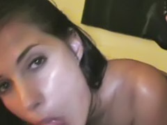 Amazing, Cock sucking, Cum sucking, Sucking cum, Sexy babe, Babe sexy