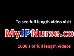 Japanese nurse, Japanese interracial, Nurse