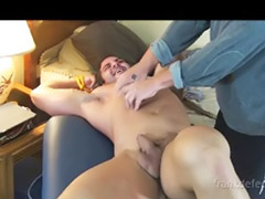 Tickling, Tickle, Gay fetish, R-clip, Defeo gay, Clip
