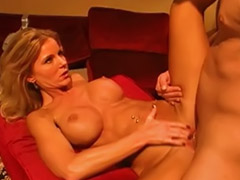 Devil, Woman cums, Deville, Tits nailed, Tits nail, Woman lick woman