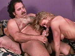 Nasty threesome, Ron jeremy, Joins, Join, Jeremy, Vintage milfs