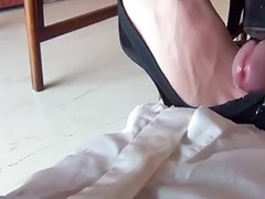 Scandal, Stockings footjob, Stocking footjob, Scandals, Stockings footjobs, Stocking footjobs