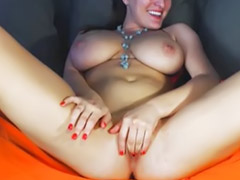 Webcam, Huge tits, Cam