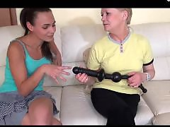 New young, Mature young girl, Grannies enjoyment, Grannies enjoying, Grannie with toys, Granny girl