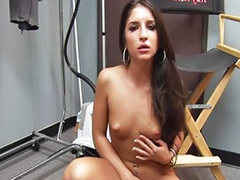 Giselle, Gisele, Teens latinas, Teens latina, Small tits latina, Small latin