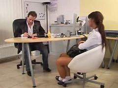 Interview, Seduce by, Young seducing, Job interview, Teen seduced, Seduces teens