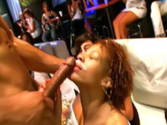 Black cfnm, Mustache, Party black, Ebony white blowjob, Ebony party, Ebony blowjobs white