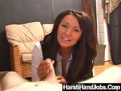 Harsh handjob, Amy anderson, L anderson, Anderson, Harsh