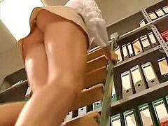 Beautiful, Sex, German, Office, Hot