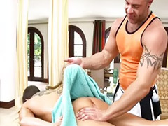 Surprise, Boy massage, Athletics, Massage gay, Straight boy, Athlete