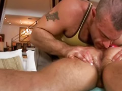 Bear, Gape, Gaping, Bears, Ass gape, Ass massage