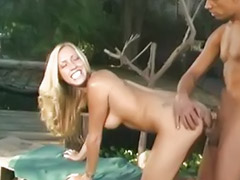 Beautiful, Beauty blonde, Fucking beauty, Outdoor fuck, Beauty fucked hard, Beautiful fuck