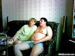 Bbw, Funny, Real, Blonde bbw, Milf real, Real couple