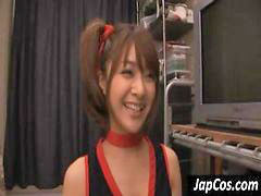 Pigtail, Pigtailed, Horny asian dude, Pigtails asian, Horny cheerleader, Asian pigtails