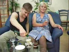 Mother son, Mother, Drunk
