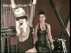 Hand on, Blonde slave, Beautiful spanked, Tied spanked, Tied hand, Tie spank