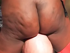 Black, Bbw, Old, Bbw black, Old man, Interracial