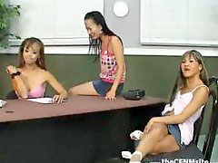 Asian humiliation, Humiliation girls, Guy jacking off, Asian humiliated, Cfnm humiliation, Cfnm asian