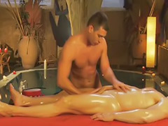 Massage, Gay handjob, Gay massage