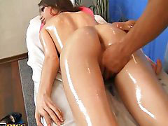 Small cute, Skinny girl gets, Skinny interracial, Hot cute, Hot massage, Cute interracial