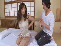 Japanese milf gets, Japanese young, Milf fucking young, Milf young guy, Japanese young guy, Japanese milf gets fucks