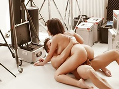 Backstage, Maya, Maya g, Maya b, Ass