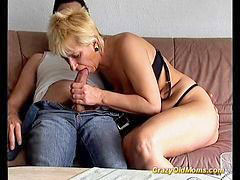 Mom, Old mom, Fucked old moms, Old cock, Mom big cock, Mom old