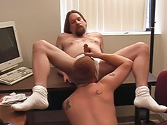 Office gay sex, Worker, Rimming amateur, Office gay, Office anal, Bang gay